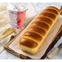松软炼乳面包配妙沁酸奶套餐