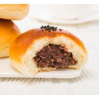 红豆餐包面包