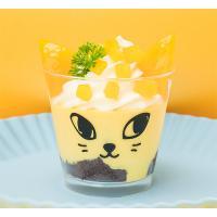芒果大眼猫蛋糕